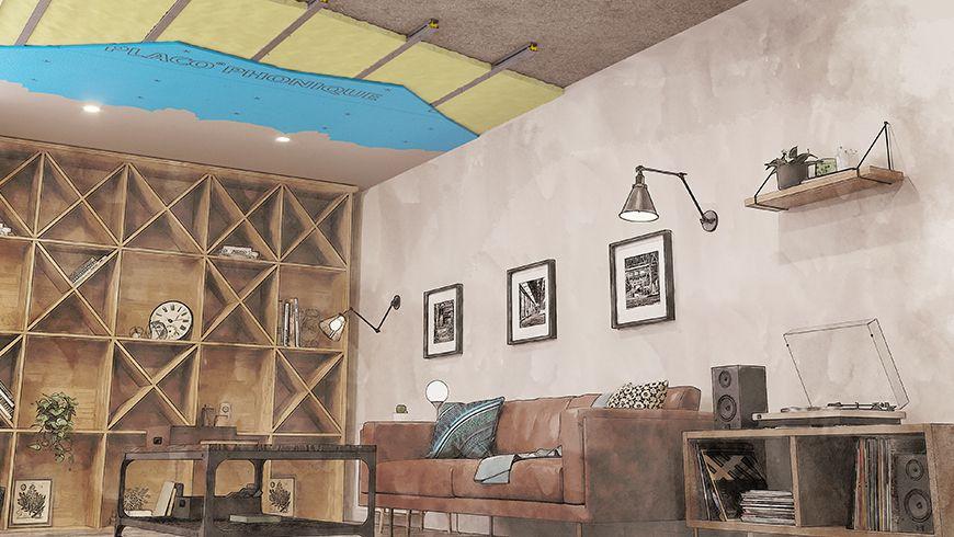 Transformer un local commercial en habitation, vue avant