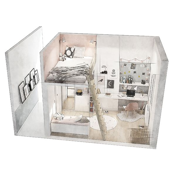 une-chambre-pour-fille-plan3d-rouge-600.jpg