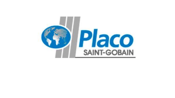 Logo Placo Saint-Gobain