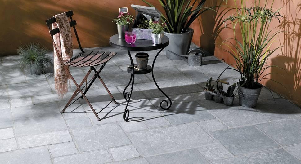Dallage extérieur: bien choisir le sol de votre terrasse