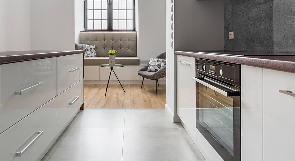 Quel revêtement de sol choisir pour une cuisine ?