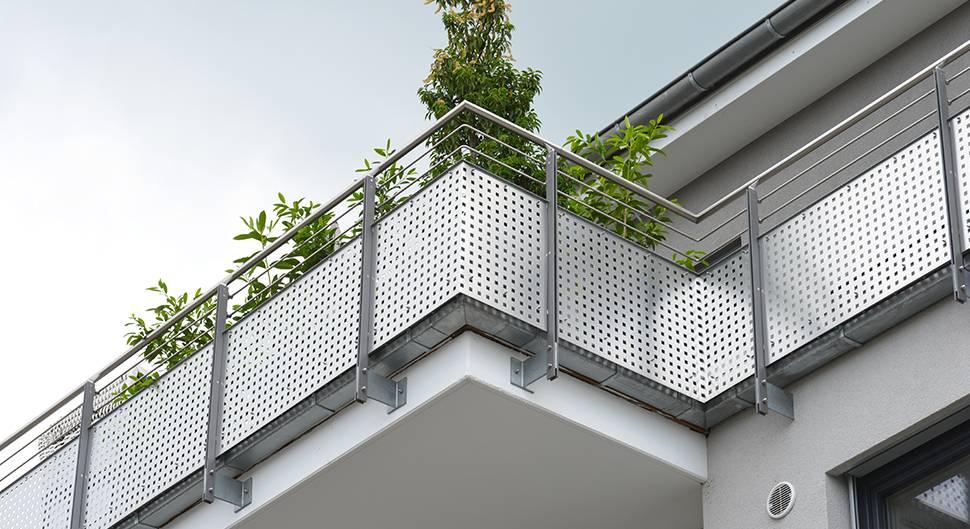 Vis-à-vis balcon: quelles solutions?