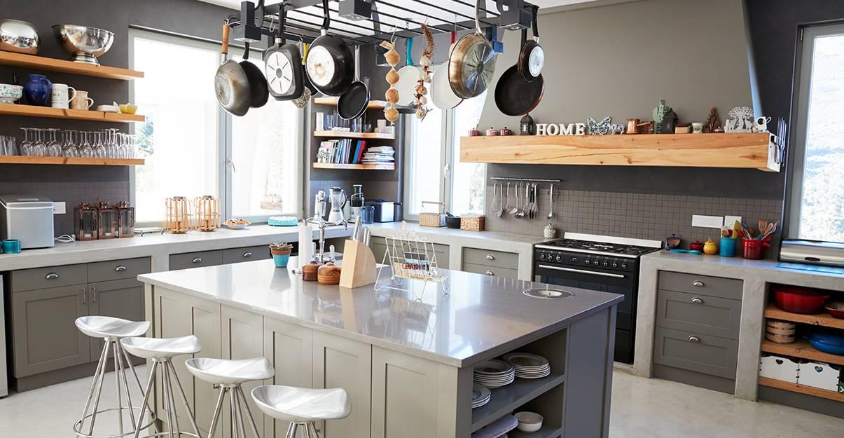 Îlot de cuisine : la convivialité avant tout