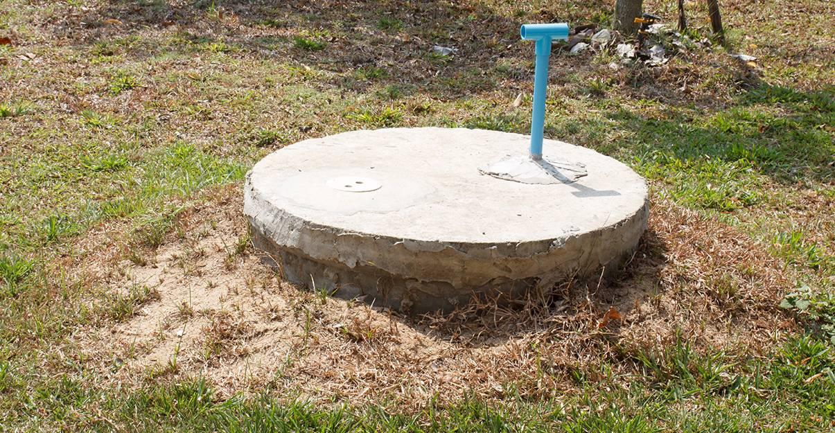 La fosse septique: l'assainissement individuel