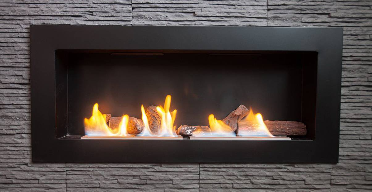 Installer une cheminée: pensez à l'option du gaz