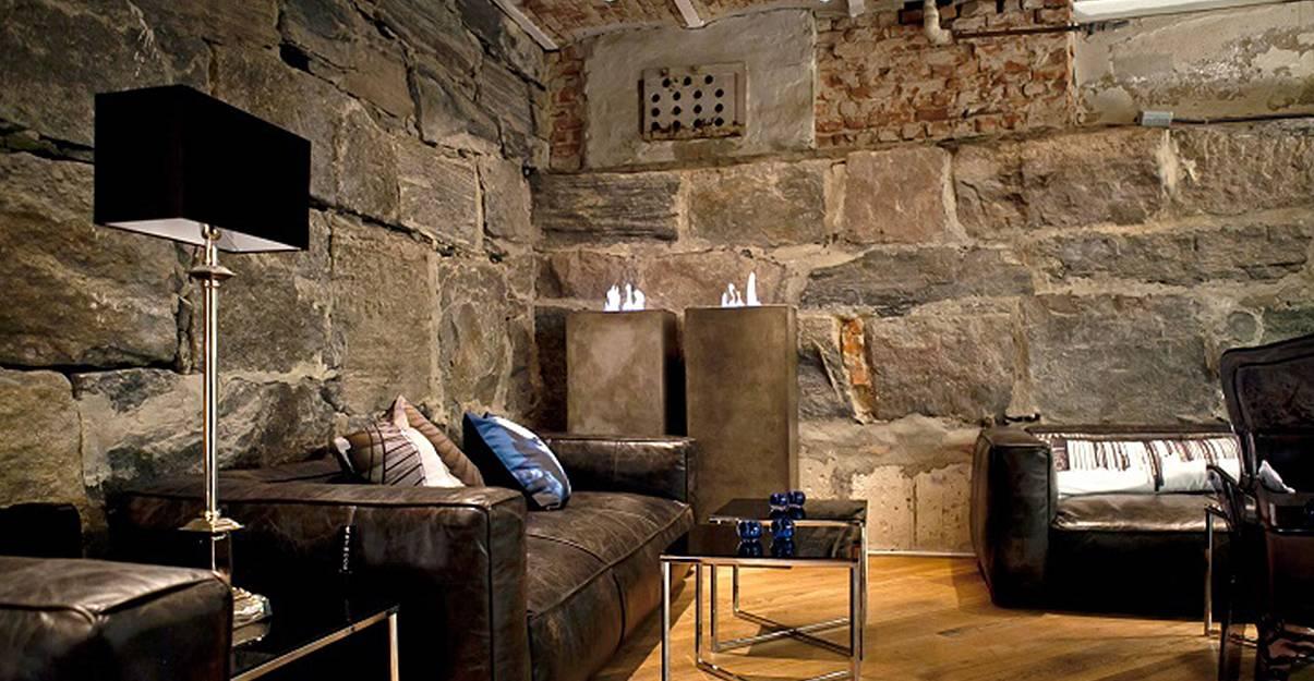 Une cave bien ventilée