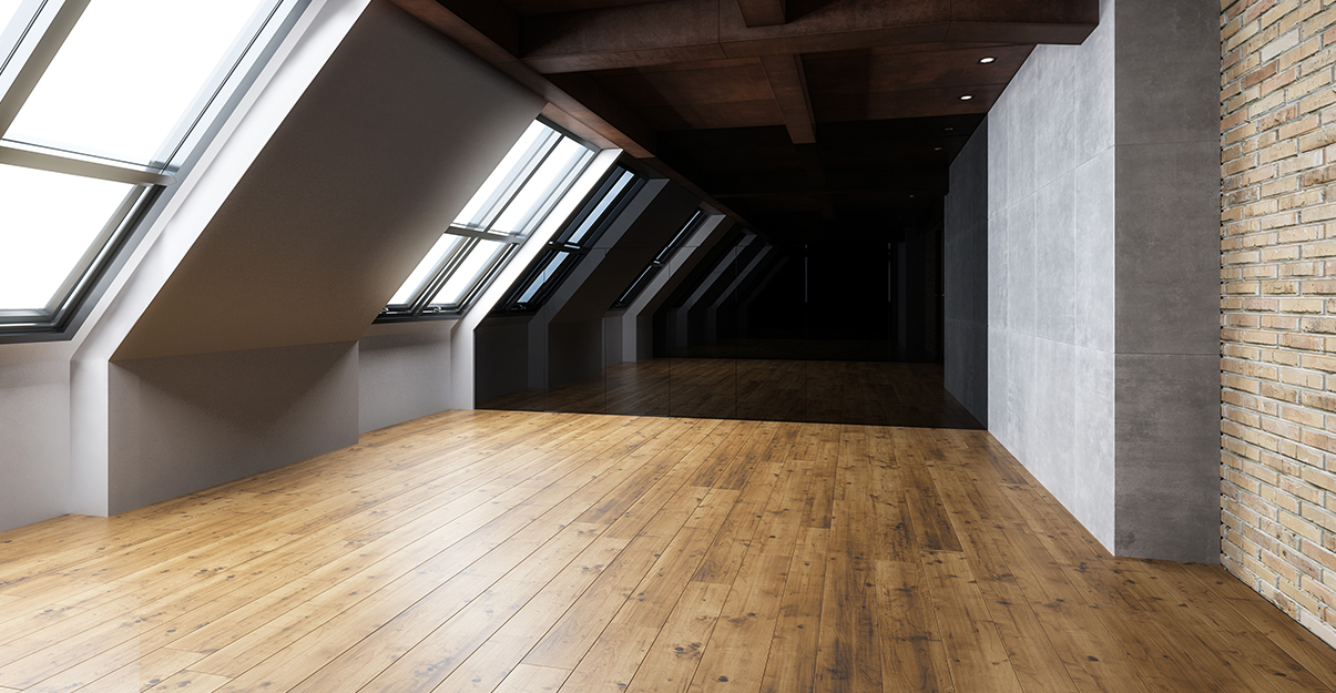 Une belle rénovation de plancher