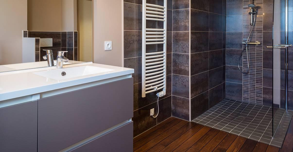 Rénovation d'appartement haussmannien: poser une douche à l'italienne ?