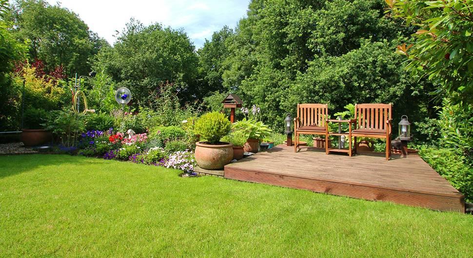 L'aménagement d'un jardin réussi