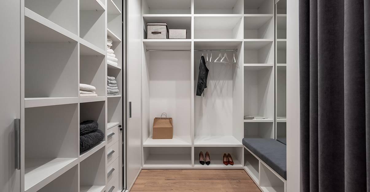 Le dressing, un espace d'habillement à part entière