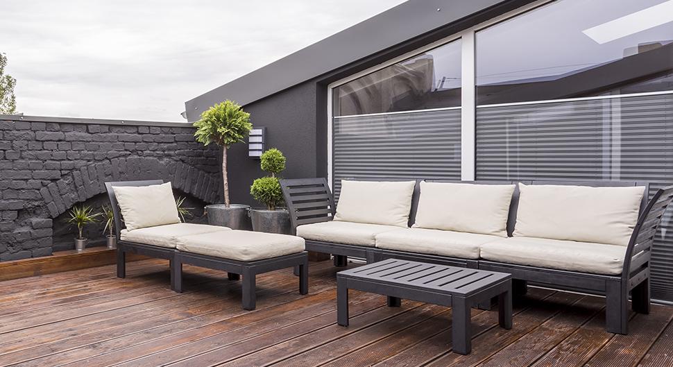 Aménager un toit terrasse: ce qu'il faut savoir