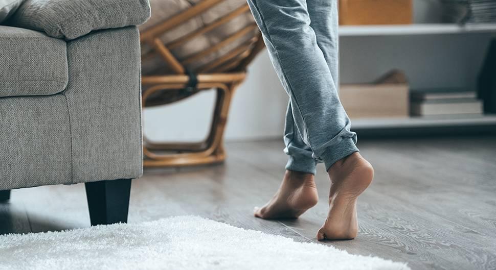 Chauffage au sol: installer un plancher chauffant