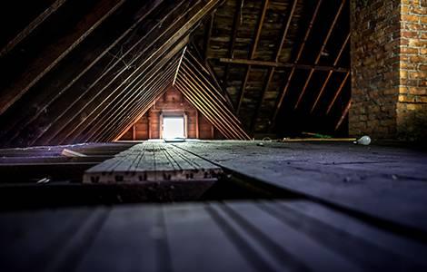 Aménagement de combles: vérifier que le plancher est suffisamment porteur