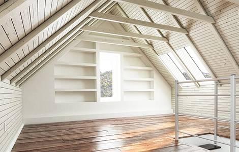 Isoler votre toiture par l'intérieur