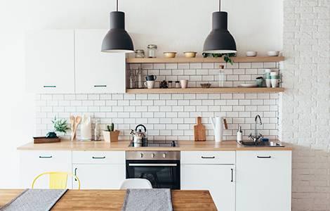 Déco cuisine : le côté scandinave