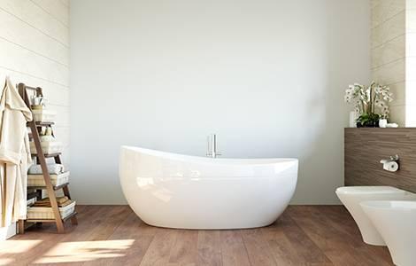 Aménagement intérieur : atmosphère salle de bain