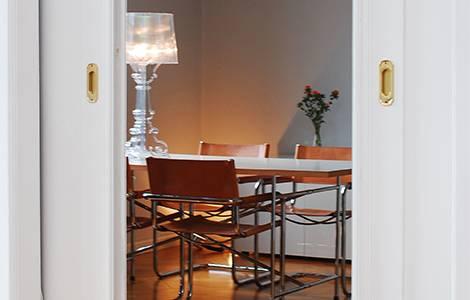 Aménagement intérieur : les portes coulissantes