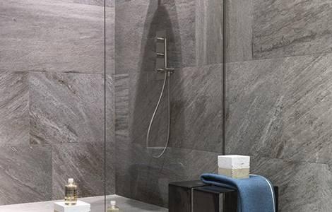 Revêtement mural de douche : les pierres naturelles
