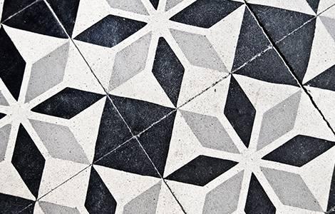 Carrelage sol intérieur: carrelage imitation ciment