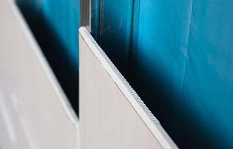 Cloisons intérieuresde distribution : la plaque de plâtre