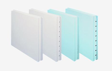 Cloisons intérieuresde distribution : le carreau de plâtre pour les grandes hauteurs