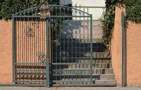 Le portail coulissant