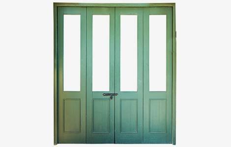 La porte pliante