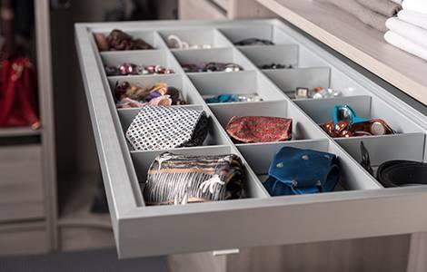 Accessoire dressing : séparateur de tiroir Sifisa