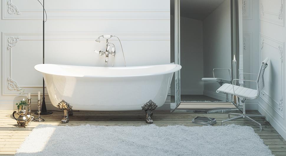 Quels critères prendre en compte pour choisir une baignoire ?