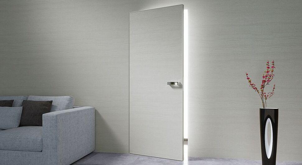 Dissimuler une porte