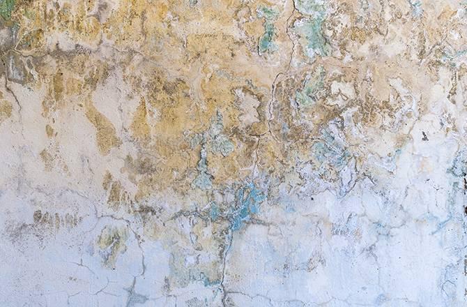 Les remontées capillaires peuvent créer des dégâts au niveau des murs de façade