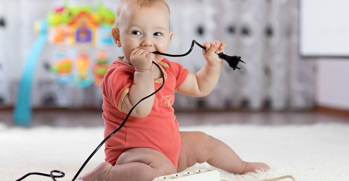 Installation électrique et enfants