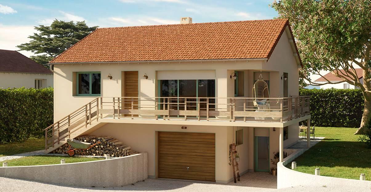 Renovation De Maison Des Annees 60 70 Pavillon En Parpaing Nos Conseils