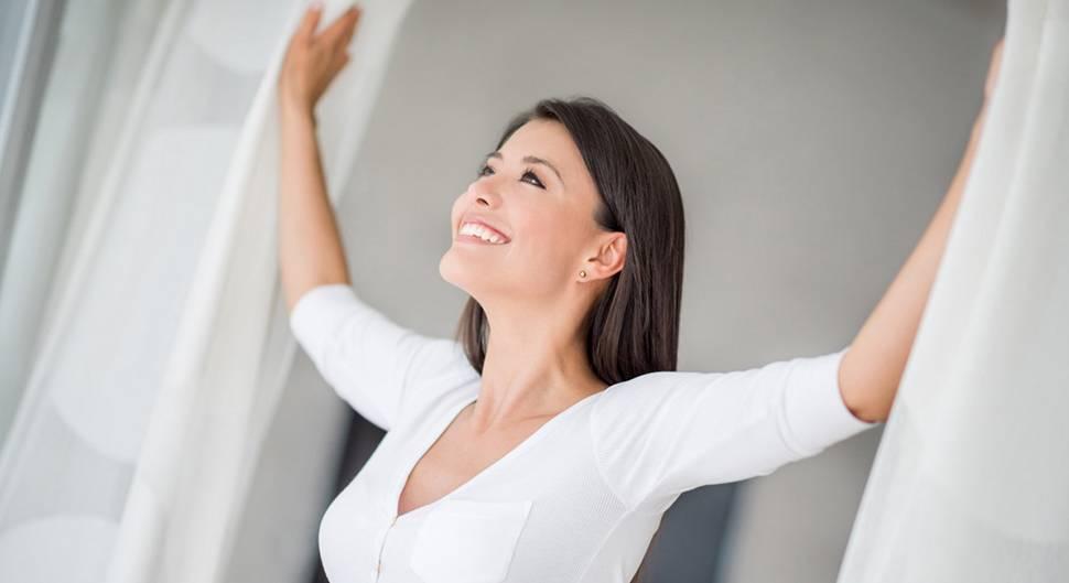 Ventilation chambre à coucher - Qualité de l'air et humidité : pour un air plus sain dans l'habitat