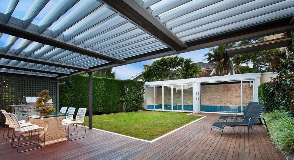 Extremement Terrasse Couverte : Repliable ou Permanente, notre Guide pour choisir QS-65