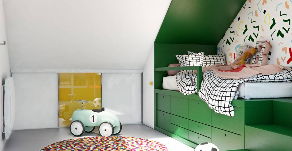 Le lit sur mesure, idéal pour optimiser l'espace