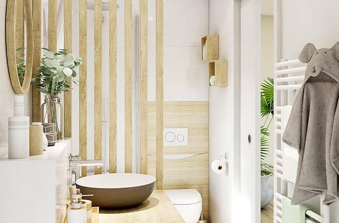 Aménager un petit appartement : le claustra sépare les espaces tout en légèreté.