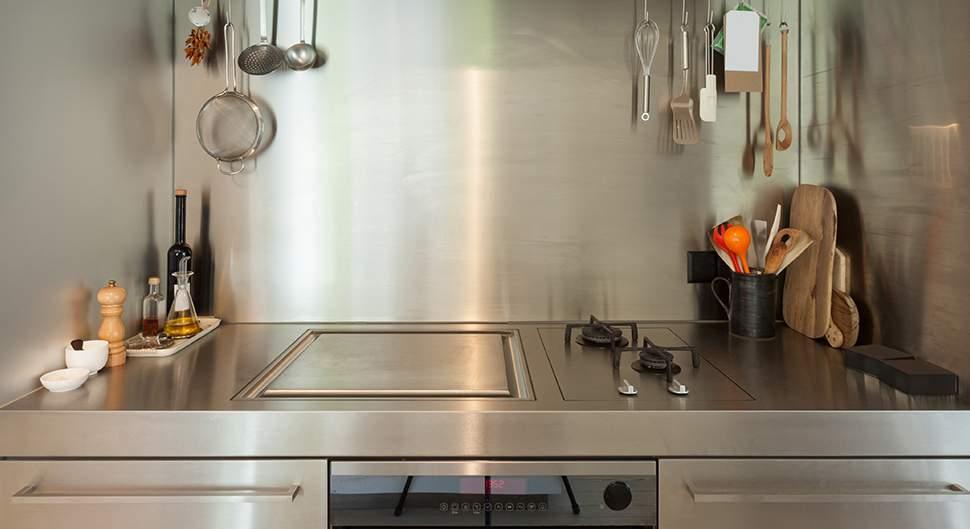 Pourquoi choisir l'inox pour la cuisine ?