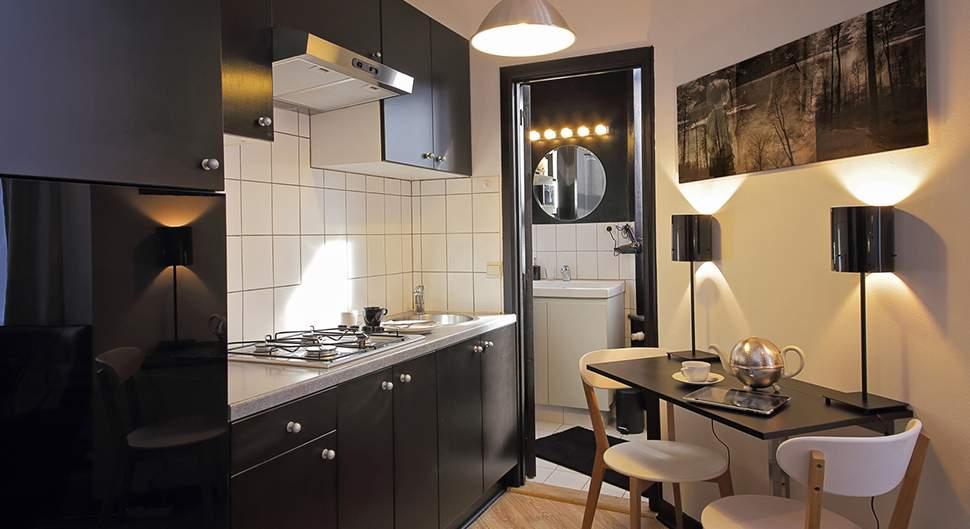 Micro appartement, un concentré d'intelligence