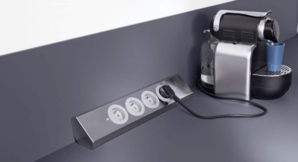 Normes d'électricité dans la cuisine