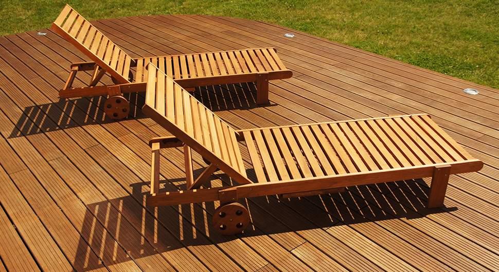 Terrasseen bois: bien la choisir