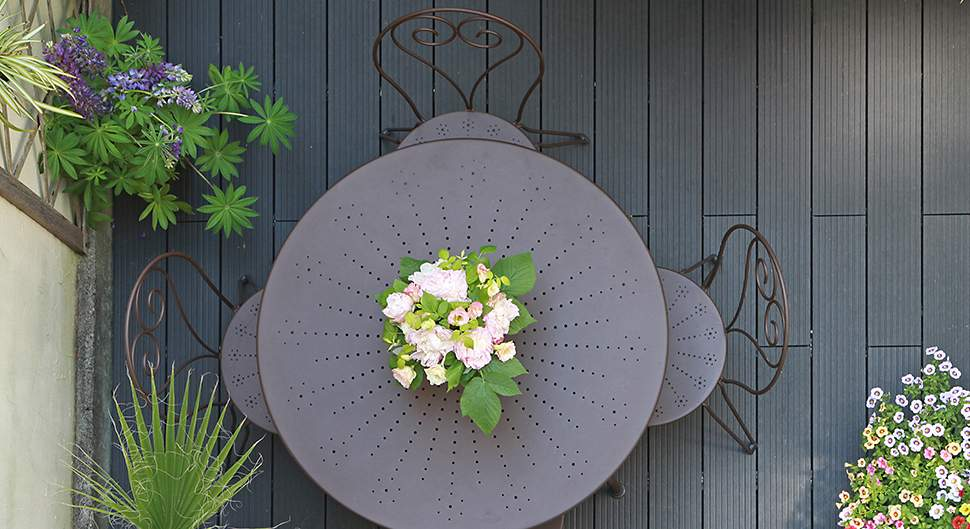 Terrasse en bois composite: 6 raisons de se lancer!