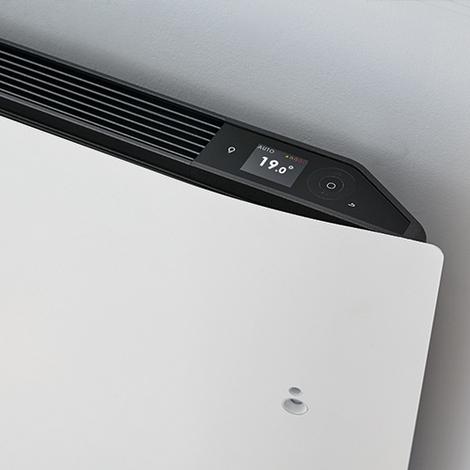 Radiateur électrique Divali Connecté