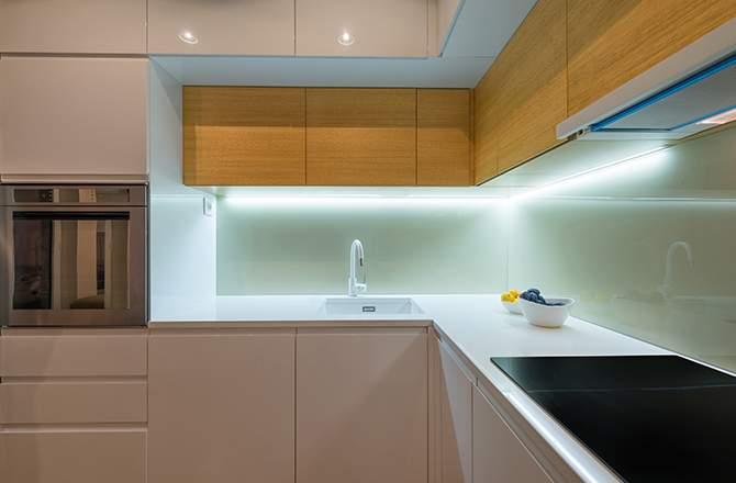 Quel est le rôle de l'éclairage dans une cuisine ?