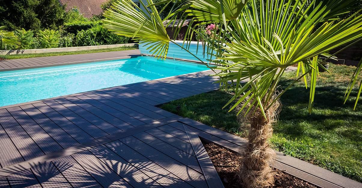 Terrasse en bois composite : l'esthétique du bois sans les contraintes
