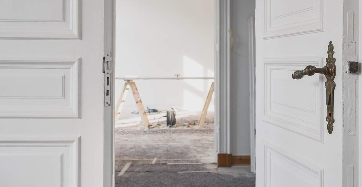 Suivre la rénovation de son appartement