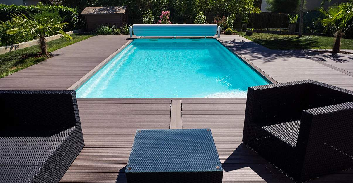 Terrasse en bois composite et sécurité