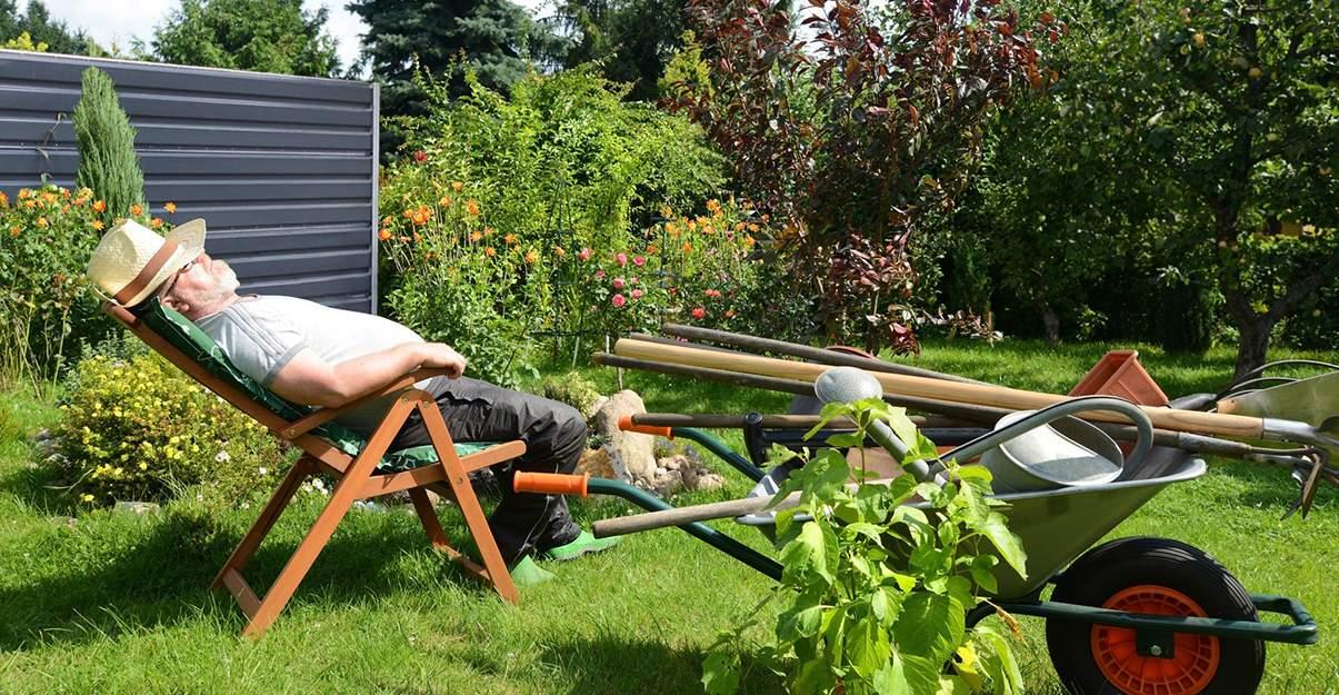 Le paysagiste, pour un extérieur facile à entretenir