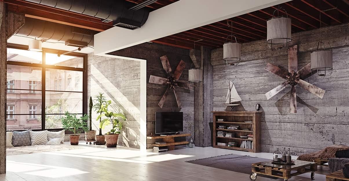 Aménager un loft: des solutions techniques et architecturales pour votre confort