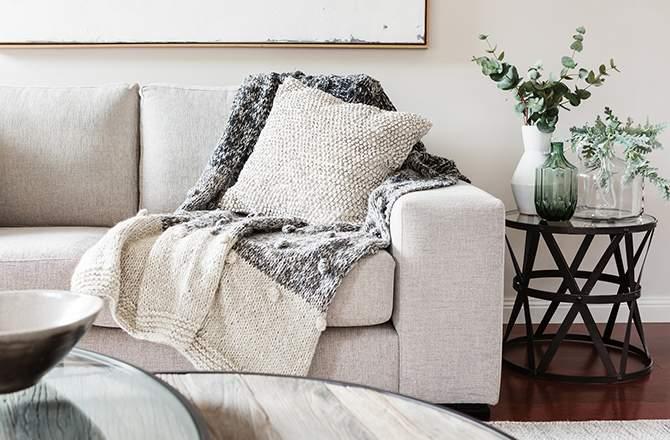 Décoration d'appartement : détails style scandinave